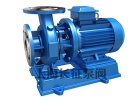 CZW卧式大流量高低温冷却水热水循环泵