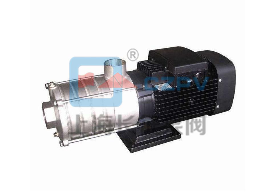 CHDF轻型卧式不锈钢多级离心泵