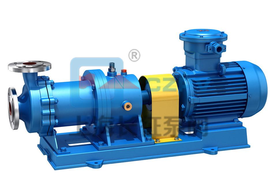 CQB-G高温保温磁力离心泵