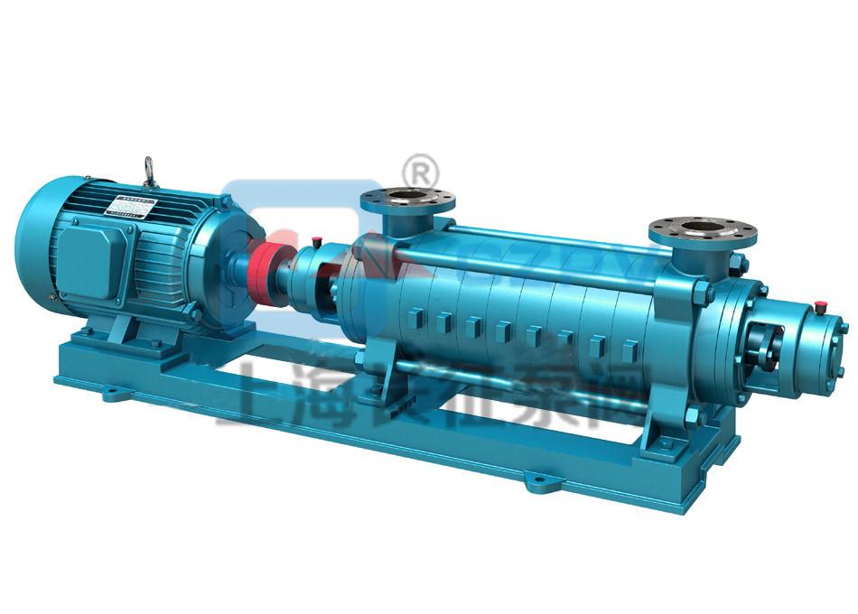DG型中低压高压次高压锅炉给水多级离心泵