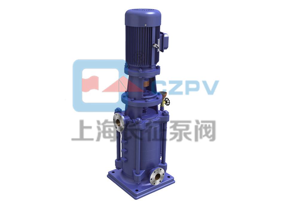 DL型立式多级增压离心泵