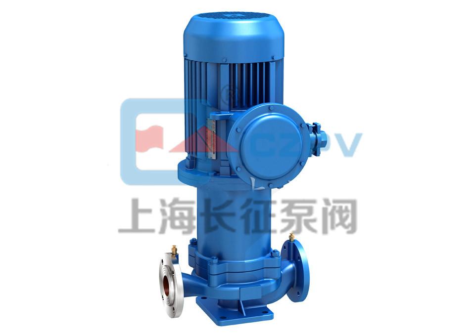 CQG磁力管道离心泵