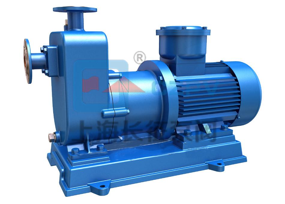 ZCQ系列自吸磁力离心泵