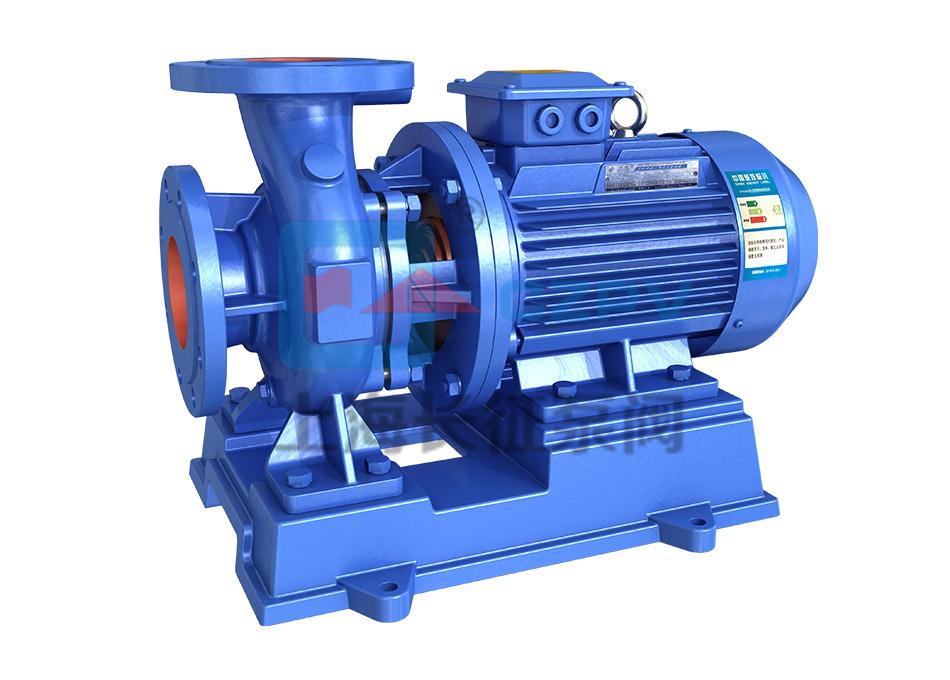 CZW型卧式管道增压离心泵