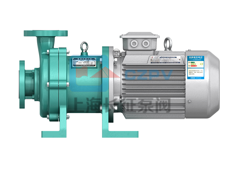 CQBF-衬氟磁力离心泵